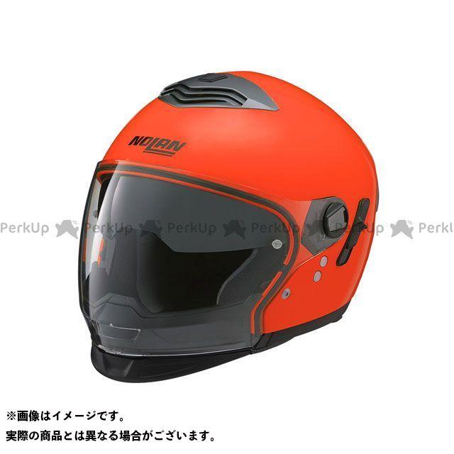 NOLAN N43E Trilogy ハイビィジビリティ 蛍光オレンジ/13 L/59-60cm ノーラン