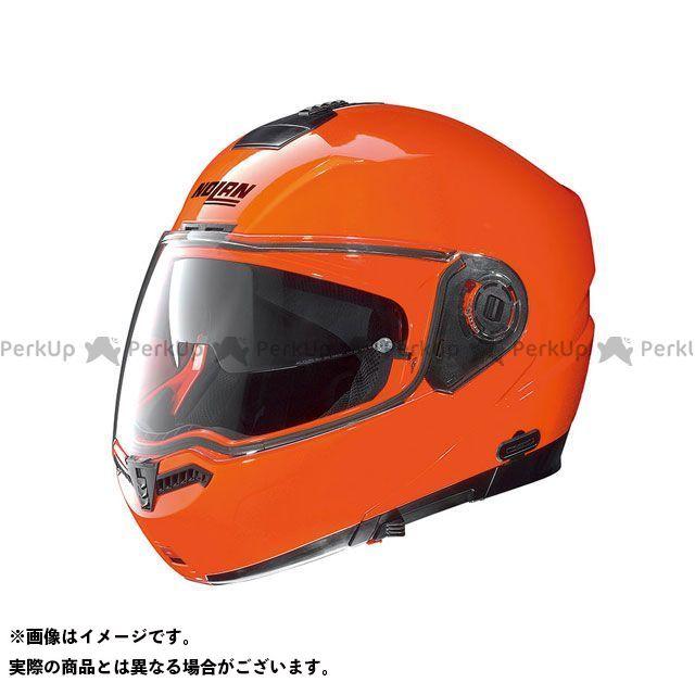 送料無料 NOLAN ノーラン システムヘルメット(フリップアップ) N104 ハイビィジビリティ 蛍光オレンジ/23 L/59-60cm