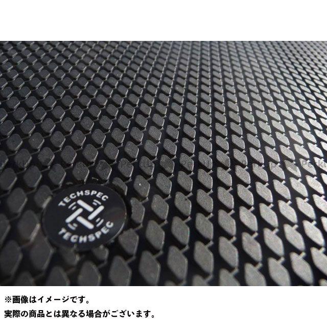【エントリーで最大P21倍】テックスペック ニンジャZX-6R 62-0096 グリップスター 4 Piece Kit タイプ:SS(スネークスキン) TECHSPEC