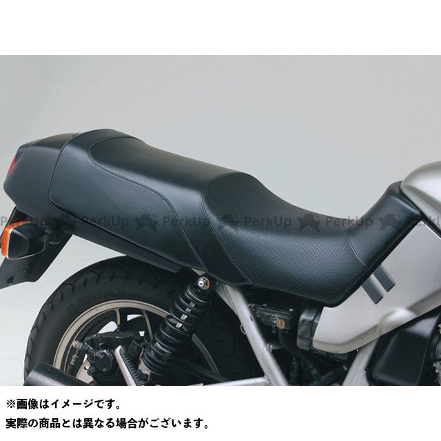 デイトナ GSX1100Sカタナ GSX750Sカタナ COZYシート SC シートベースなし張替タイプ(ディンプルメッシュ/ブラック)