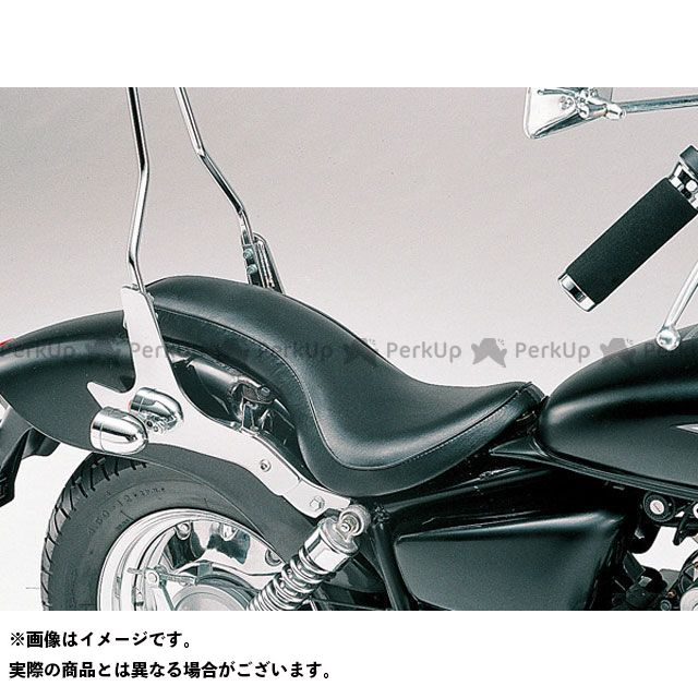 【無料雑誌付き】デイトナ マグナ50 カスタムシート スムースコブラ(ブラック) DAYTONA