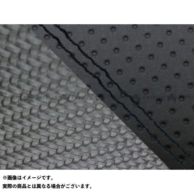 【エントリーで最大P23倍】グロンドマン MT-09 MT-09/FZ-09 国産シートカバー エンボス黒&カーボン黒 タイプ:張替 仕様:黒ダブルステッチ Grondement