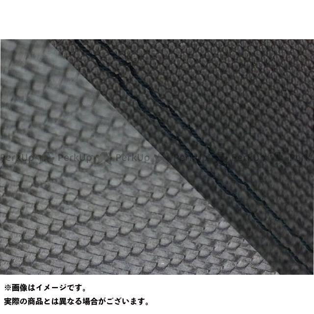 【エントリーで最大P23倍】グロンドマン MT-09 MT-09/FZ-09 国産シートカバー スベラーヌ黒&カーボン黒 タイプ:張替 仕様:黒ダブルステッチ Grondement