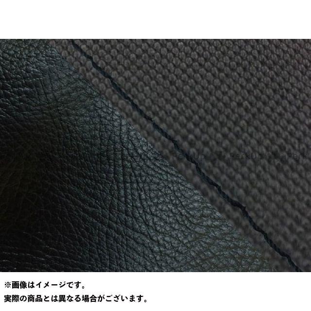 グロンドマン MT-09 MT-09/FZ-09 国産シートカバー スベラーヌ黒&黒 タイプ:張替 仕様:黒ステッチ Grondement