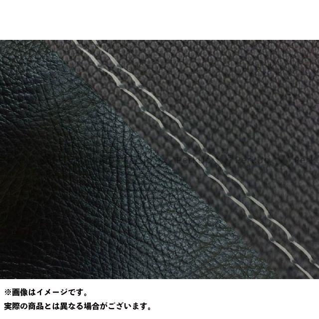【エントリーで最大P23倍】グロンドマン MT-09 MT-09/FZ-09 国産シートカバー スベラーヌ黒&黒 タイプ:張替 仕様:透明ダブルステッチ Grondement