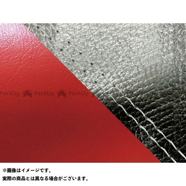 【エントリーで最大P23倍】グロンドマン MT-09 MT-09/FZ-09 国産シートカバー 黒&赤 タイプ:張替 仕様:透明ダブルステッチ Grondement