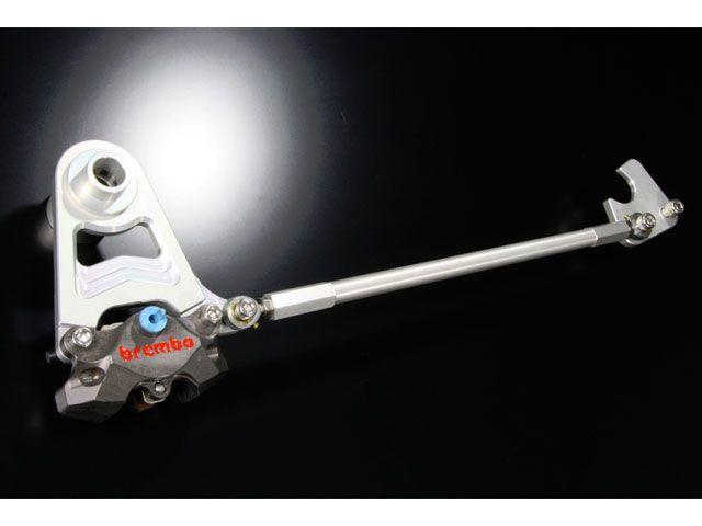ワークスクオリティ ZRX1100 ZRX1100- ブレーキキット リアフローティングキット レーシング
