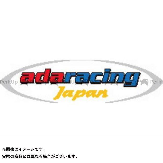 【エントリーで更にP5倍】ADAレーシング KLX110 その他のモデル フットペグセット カラー:レッド エーディーエーレーシング
