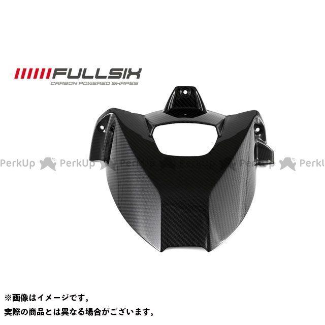 フルシックス S1000RR リアフェンダー 純正形状 コーティング:クリアコート(艶あり) カーボン繊維の種類:200Plain 平織り FULLSIX