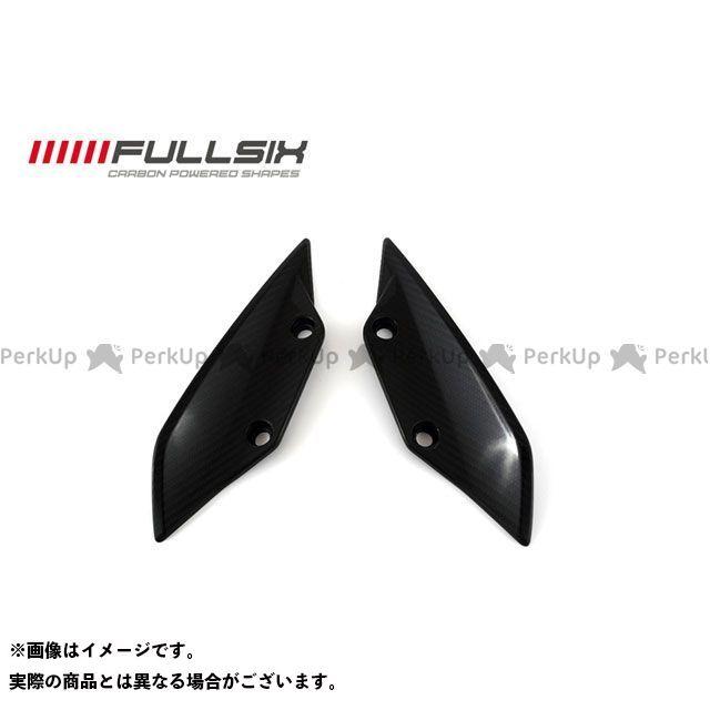 フルシックス S1000RR カウル・エアロ サイドウィングセット クリアコート(艶あり) 200Plain 平織り