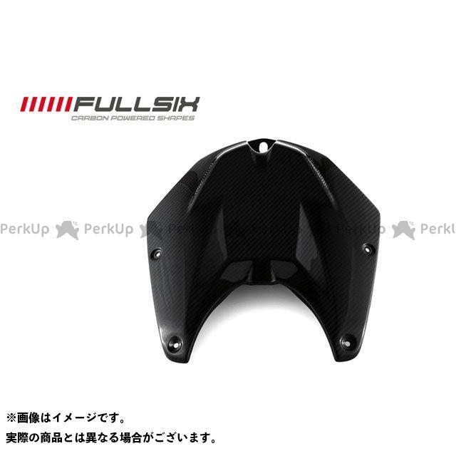 フルシックス S1000RR タンクカバー クリアコート(艶あり) 200Plain 平織り FULLSIX
