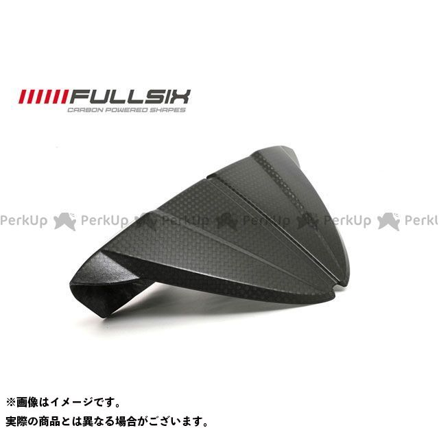 フルシックス 1098 1198 848 メーターカバー コーティング:クリアコート(艶あり) カーボン繊維の種類:200Plain 平織り FULLSIX