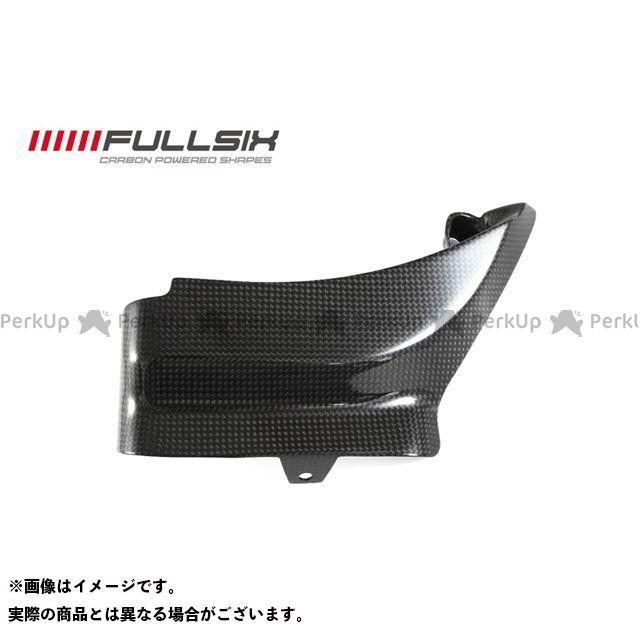 フルシックス 1199パニガーレ ABSユニットカバー コーティング:クリアコート(艶あり) カーボン繊維の種類:245Twill 綾織り FULLSIX