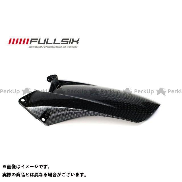 フルシックス ムルティストラーダ1200 リアフェンダー コーティング:クリアコート(艶あり) カーボン繊維の種類:245Twill 綾織り FULLSIX