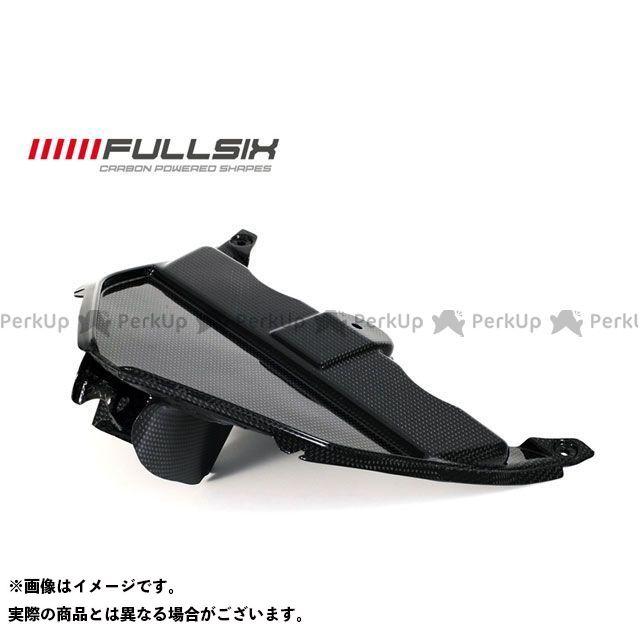 フルシックス ムルティストラーダ1200 エアーインテイクボトムカバー コーティング:クリアコート(艶あり) カーボン繊維の種類:245Twill 綾織り FULLSIX