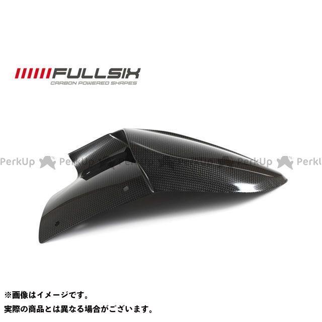 フルシックス F3 675 F3 800 リアフェンダー ショート コーティング:マットコート(艶なし) カーボン繊維の種類:200Plain 平織り FULLSIX