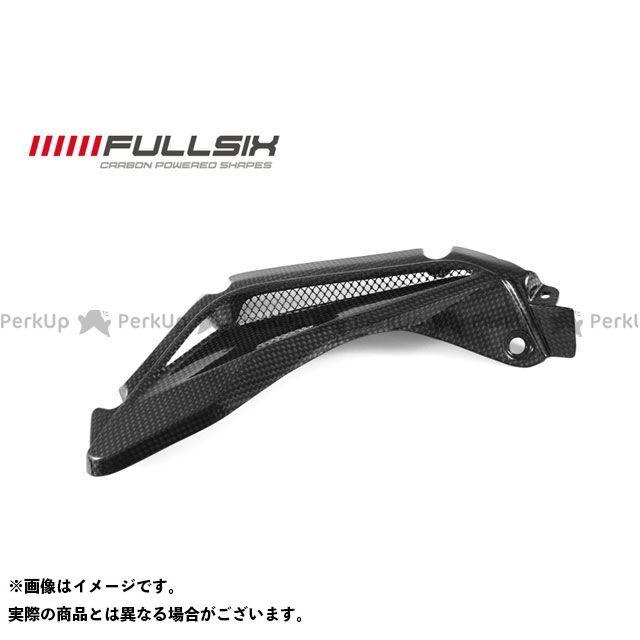 フルシックス F3 675 F3 800 サイドパネルエアエクストラクター 右側 コーティング:マットコート(艶なし) カーボン繊維の種類:245Twill 綾織り FULLSIX