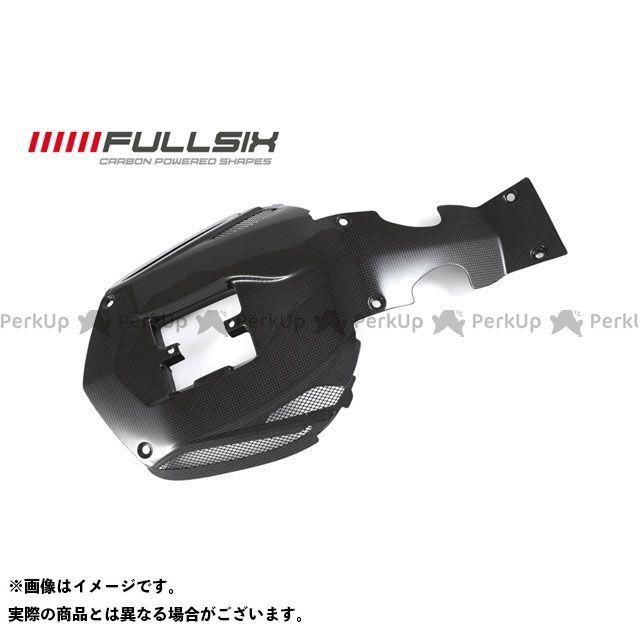 フルシックス F3 675 F3 800 シートカウルボトムカバー コーティング:マットコート(艶なし) カーボン繊維の種類:200Plain 平織り FULLSIX