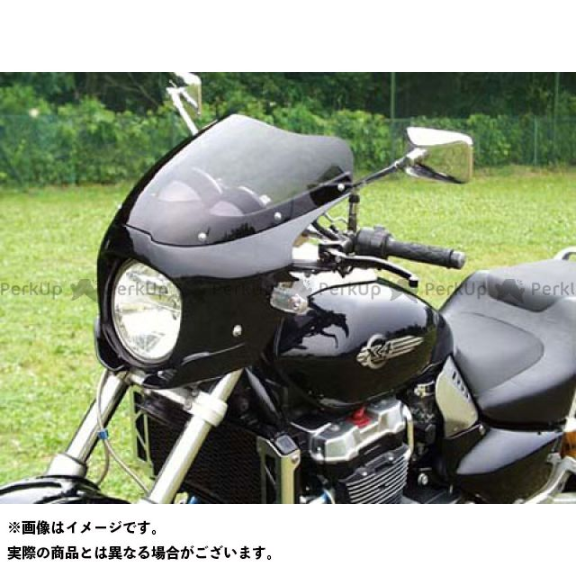 ガルクラフト エックスフォー ブレットビキニ タイプS(スモーク) カウルカラー:キャンディモールトンブラウン YR-192C GULL CRAFT