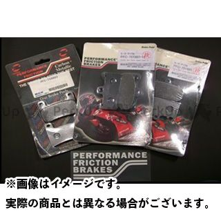 【無料雑誌付き】PFC PFC-752013 カーボンメタリックパッド ピーエフシー