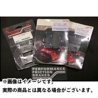【無料雑誌付き】PFC PFC-753695 カーボンメタリックパッド ピーエフシー