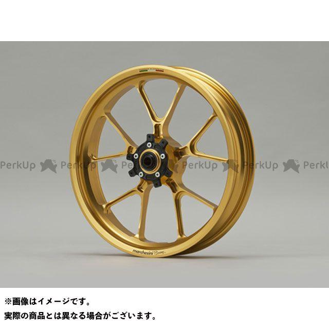 マルケジーニ XR250 XR250モタード ホイール本体 M10S Motard アルミニウムホイール フロント:MT3.50-17/リア:MT4.50-17 ゴールド