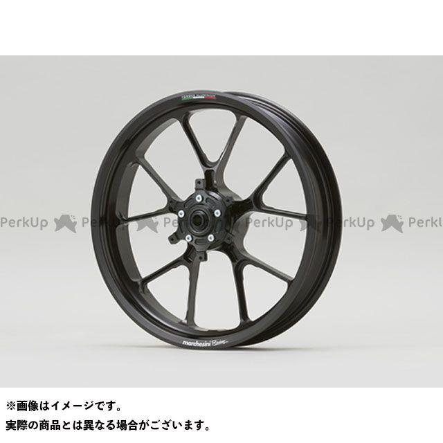 マルケジーニ XR250 XR250モタード ホイール本体 M10S Motard アルミニウムホイール フロント:MT3.50-17/リア:MT4.50-17 ブラック