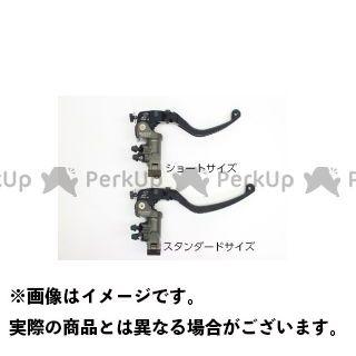 ゲイルスピード 汎用 鍛造ラジアルマスターシリンダー RMシリーズ ショートレバータイプ クラッチマスター(φ19/19mm) ミラーホルダー GALESPEED