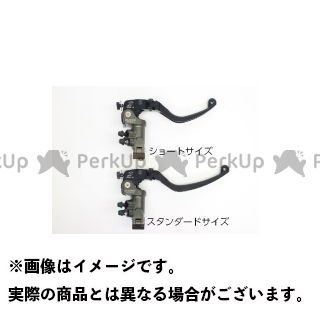 ゲイルスピード 汎用 鍛造ラジアルマスターシリンダー VRCシリーズ ショートレバータイプ ブレーキマスター(φ19/20-18mm) ミラーホルダー GALESPEED