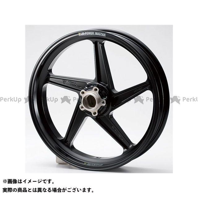 ビトーR&D ZRX1200R ZRX1200S ホイール本体 マグネシウム鍛造ホイール セット MAGTAN JB2 フロント:3.50-17/リア:6.00-17 ブラック