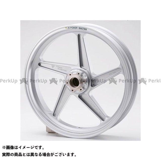ビトーR&D SRX400(SRX-4) SRX600(SRX-6) ホイール本体 マグネシウム鍛造ホイール セット MAGTAN JB2 フロント:3.25-17/リア:4.50-17 シルバー