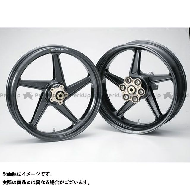 ビトーR&D XJR1200 ホイール本体 マグネシウム鍛造ホイール セット MAGTAN JB2 フロント:3.50-17/リア:5.50-17 ガンメタリック