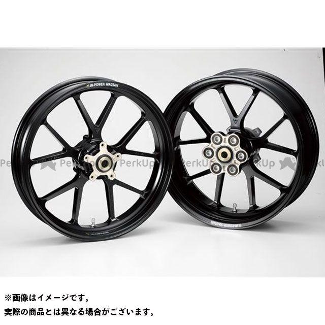 ビトーR&D XJR1200 ホイール本体 マグネシウム鍛造ホイール セット MAGTAN JB3 フロント:3.50-17/リア:5.50-17 ブラック