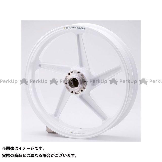 ビトーR&D GS1200SS ホイール本体 マグネシウム鍛造ホイール セット MAGTAN JB2 フロント:3.50-17/リア:5.50-17 ホワイト