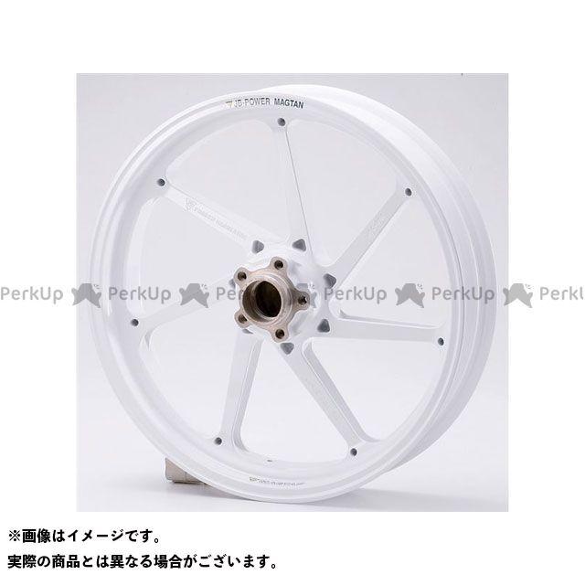 ビトーR&D CB1100 ホイール本体 マグネシウム鍛造ホイール セット MAGTAN JB4 フロント:3.00-18/リア:4.50-18 ホワイト