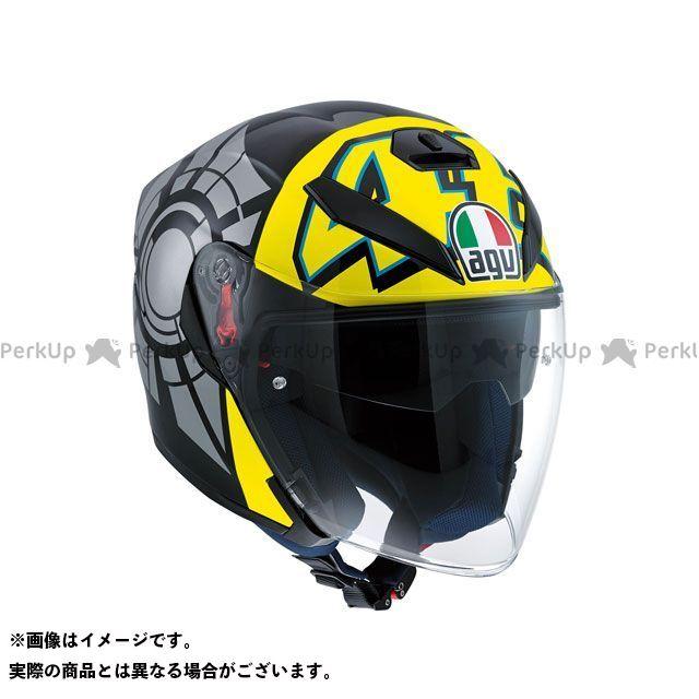 送料無料 AGV エージーブイ ジェットヘルメット K-5 JET TOP(WINTERTEST2012) XL/61-62cm