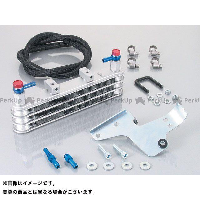 送料無料 キタコ XR100モタード XR50モタード オイルクーラー ニュースーパーオイルクーラーキット ノーマルクランクケースカバー加工(3段コア)