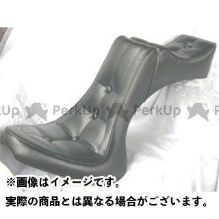 アメリカンドリームス ドラッグスタークラシック1100(DSC11) Wカスタムシート ボタンダウン 黒レザー