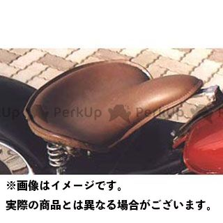 アメリカンドリームス スティード400 軍用車シートキット ガソリンタンク 9リットル専用 タイプ:本皮黒 American Dreams