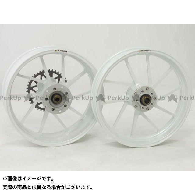 ゲイルスピード ニンジャ900 TYPE-R フロント(350-17) カラー:パールホワイト GALESPEED