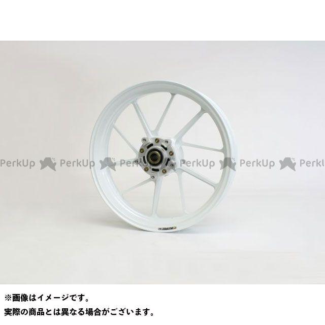 ゲイルスピード ニンジャZX-14R ZZR1400 TYPE-M フロント(350-17) パールホワイト GALESPEED