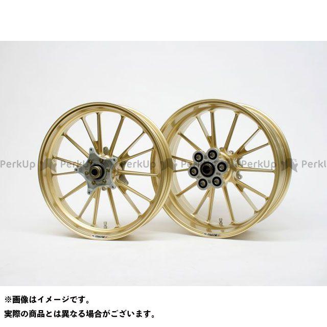 ゲイルスピード YZF-R6 ホイール本体 TYPE-S フロント(350-17) クォーツ仕様 ゴールド