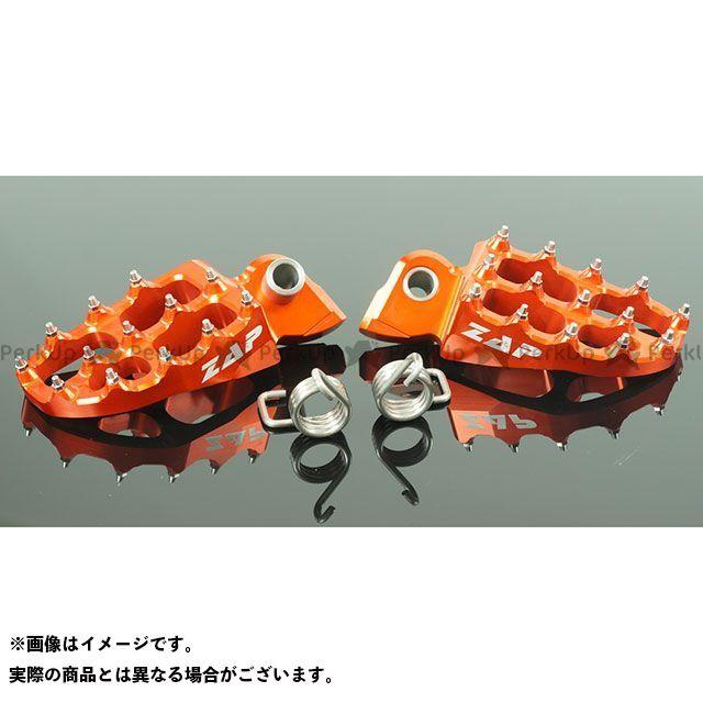 【エントリーで更にP5倍】ザップテクニクス ZAP TECHNIX E-PEGローポジションバージョン KTM カラー:オレンジ ZAPTECHNIX