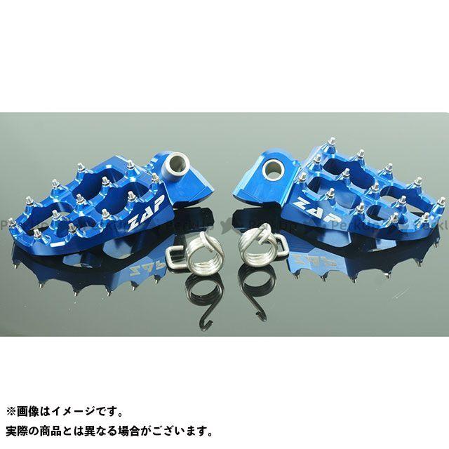 【エントリーで更にP5倍】ザップテクニクス ZAP TECHNIX E-PEGローポジションバージョン KTM カラー:ブルー ZAPTECHNIX
