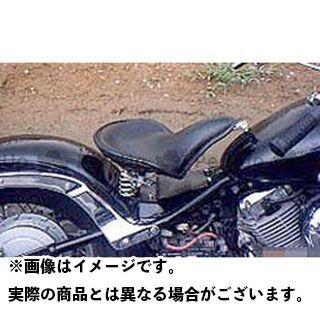 アメリカンドリームス ドラッグスタークラシック400(DSC4) 軍用車シートキット タイプ:本皮黒 American Dreams
