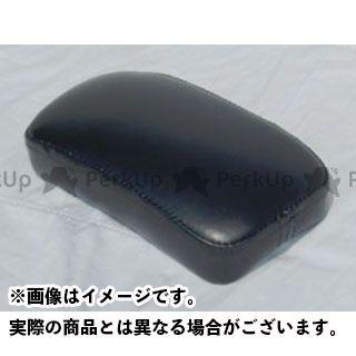 アメリカンドリームス ビラーゴ250(XV250ビラーゴ) ピリオンシート 薄型 黒レザー  American Dreams