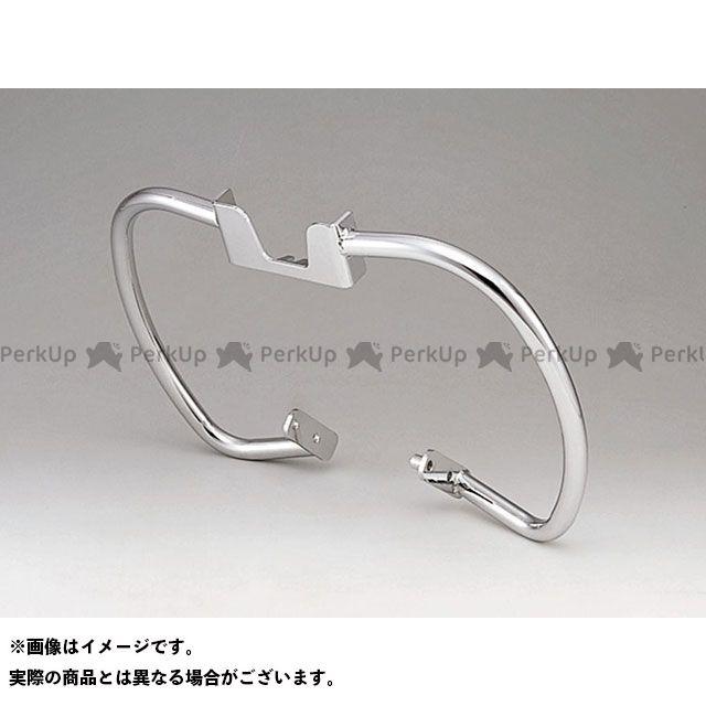 キジマ スポーツスターファミリー汎用 エンジンガード(クロームメッキ) KIJIMA
