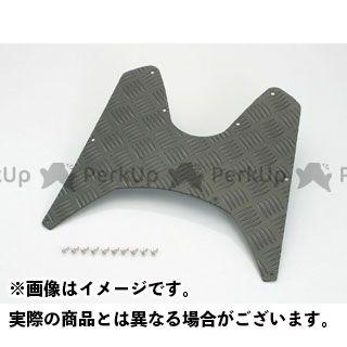 【エントリーで更にP5倍】キタコ ディオ110 ステップボード カラー:ブラック KITACO