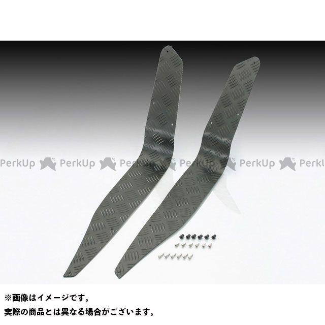 【エントリーで更にP5倍】キタコ フォルツァ Si ステップボード カラー:ブラック KITACO