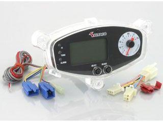 送料無料 キタコ アドレスV125 アドレスV125G スピードメーター デジタルスピードメーター K7